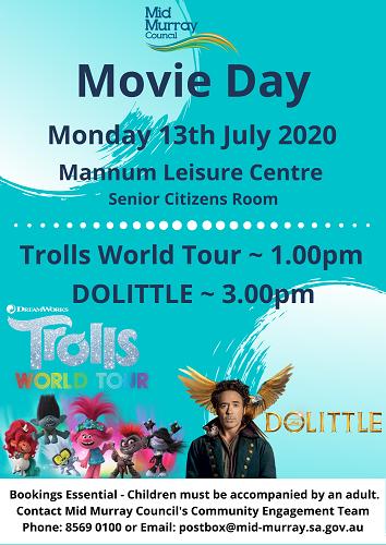 Mannum Movie Day