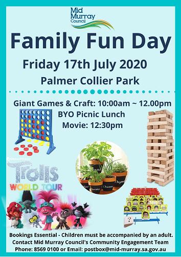 Palmer Family Fun Day