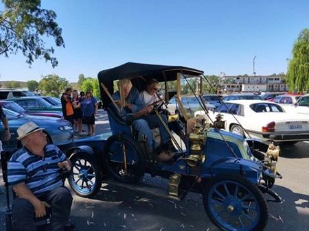 Mannum Cars and Coffee