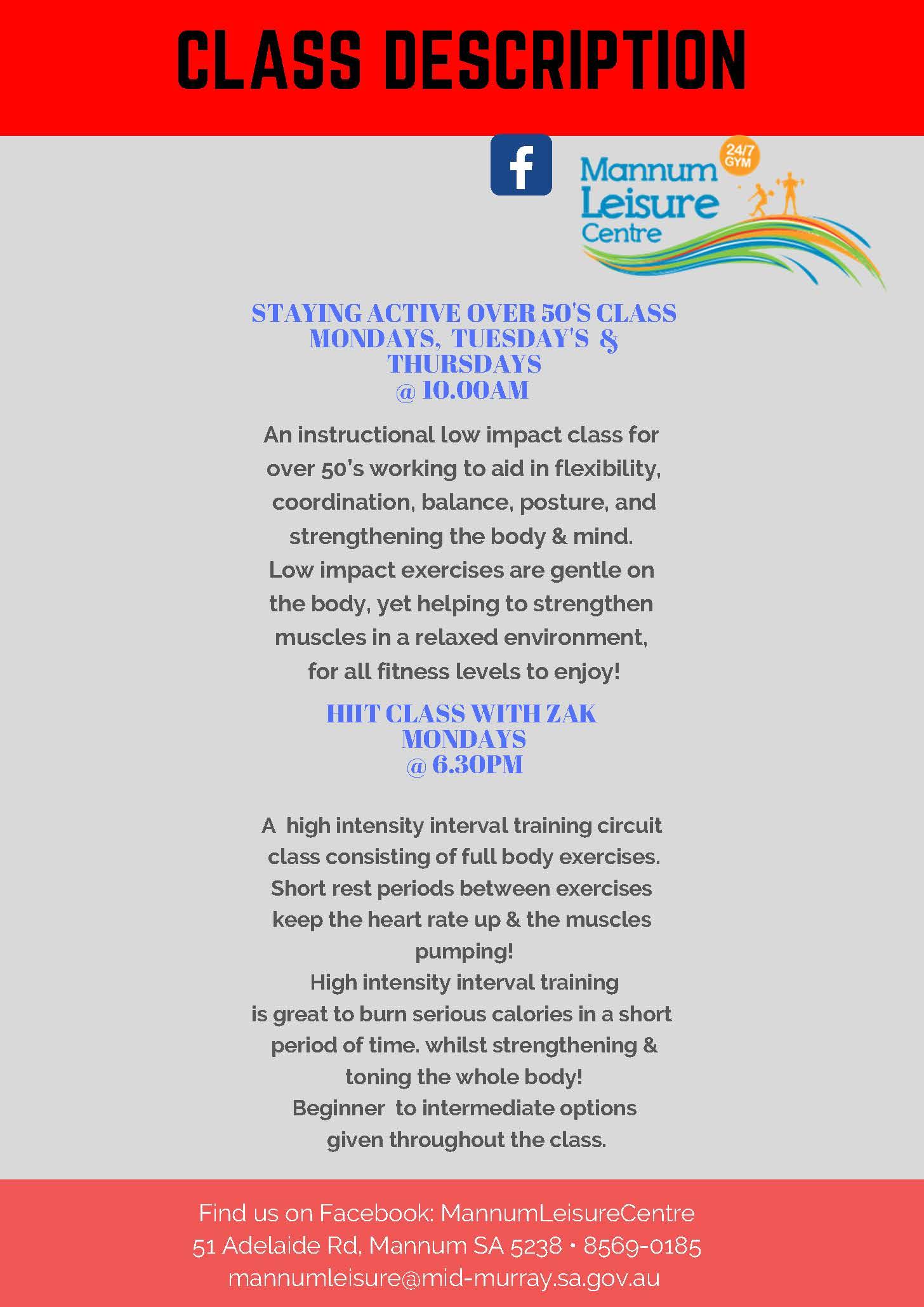 Mannum Leisure Centre2