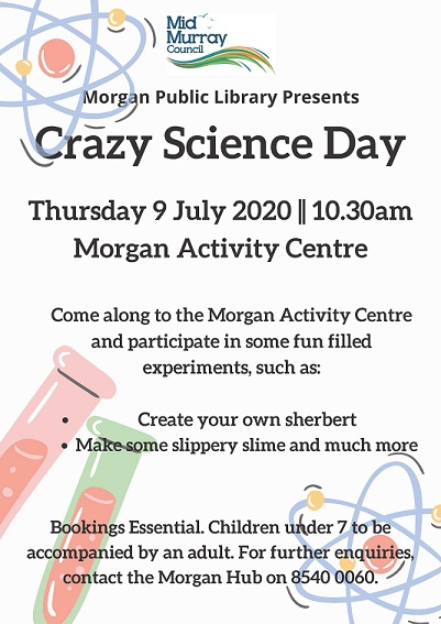 Crazy Science Day