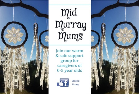 Mid Murray Mums poster